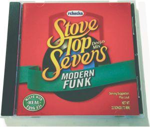 Stove Top Sevens CD