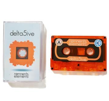delta5ive cassette