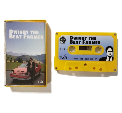 Dwight the Beat Farmer cassette
