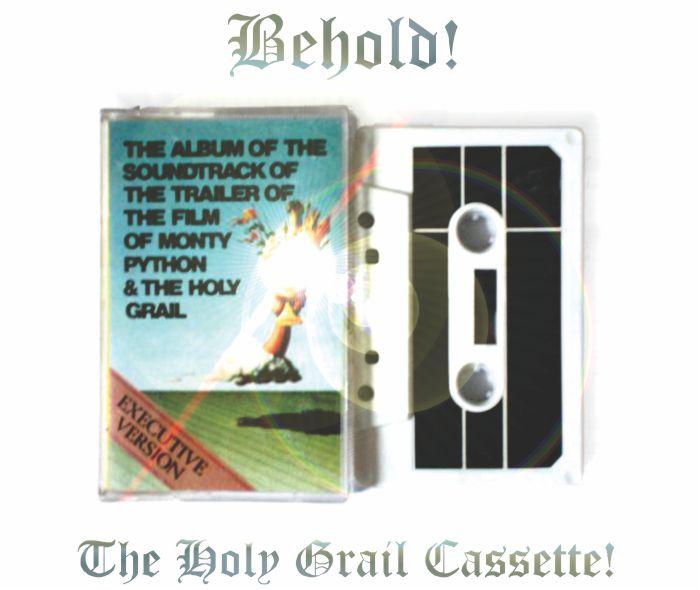 Monty Python Grail Tape
