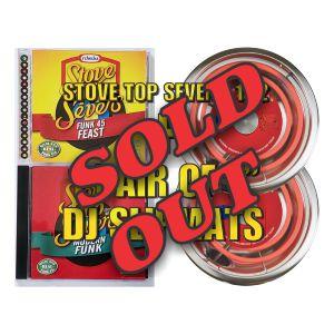 Double CD Bundle with slipmats
